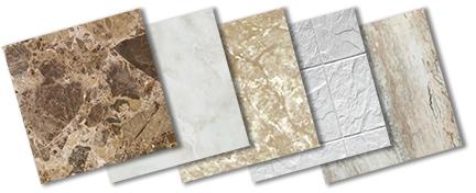 Bathroom Product Tiles